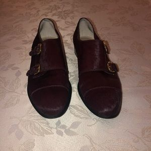 Sam Edelman burgundy shoes euc size 6.5